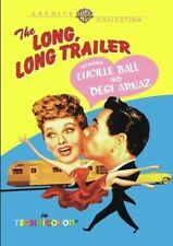 THE LONG LONG TRAILER (Lucille Ball)  -   DVD - UK Compatible