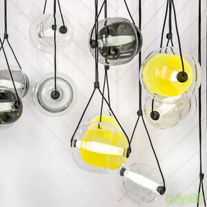 Brokis CAPSULA Glass Chandelier LED Pendant Lamp Suspension Light Ceiling light