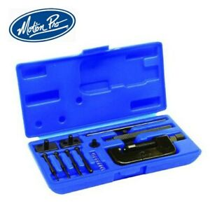 Motion Pro Suzuki Motorcycle Chain Breaker & Riveting Tool Kit includes 3 pins