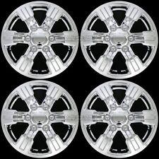 """4 for 2018-2021 Ford Ranger XL Chrome 16"""" Hub Caps Snap On Wheel Skin Rim Covers"""