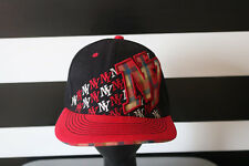 "KB Ethos Baseball Cap Multicolored ""NEW YORK NY"" Fitted Size XL"