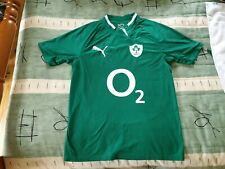 Ireland Rugby Union Home Jersey 2011 to 2012 Medium Adult Puma Irish IRFU