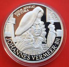 Netherlands-Niederlande: 25 ECU 1996 Silber Proof Coin, #F 1836, rare