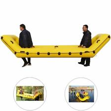 PVC Inflatable Rescue Sled Inflatable Rescue Raft Rescues on Iced-Over Lakes