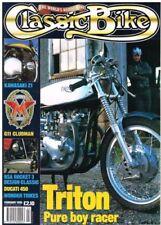 February Classic Bike Transportation Magazines in English