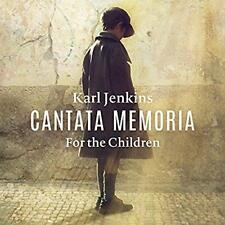 Karl Jenkins - Cantata Memoria - For The Children (NEW CD)