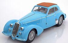 MINICHAMPS 1938 ALFA ROMEO 8C 2900 Lungo Light Blue 1:18 *New Item*