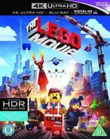 * 4K ULTRA HD UHD Blu-Ray New Sealed * LEGO MOVIE * + Blu Ray Movie + Digital