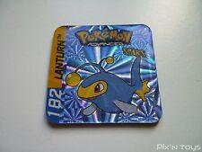 Magnet Staks Pokémon Advanced / 182 Lanturn / Panini 2003 [ Neuf ]