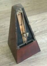 Antique Maelzel Metronome, Works, Has no Cover.