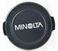 Minolta Genuine Original 49mm Front Lens Cap Japan jm301