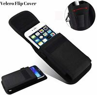 Universal Nylon Holster Case with Belt Hook Pouch Bag For SAMSUNG Galaxy Mobile