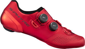 Shimano RC902 S-Phyre Road Cycling Shoes - Red