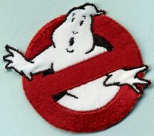 """2.5"""" TODDLER SIZED Iron-On Ghostbusters No Ghost Patch"""