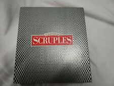 MILTON BRADLEY GAME A QUESTION OF SCRUPLES 1986