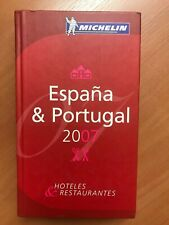 Guide Michelin Espana 2007