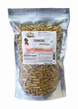 Save! Turmeric & Black Pepper 1000 Capsules: Organic Curcumin Piperine: 500 mgs