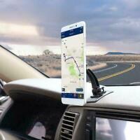 360° Rotation Car Magnetic Phone Holder Dashboard Mount For Cel K7L4 Phone I9G5