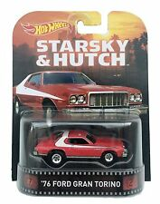 HOT WHEELS 1:64 Retro Entertainment Starsky & Hutch - 1976 Ford Grand Torino
