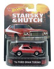 HOT WHEELS 1:64 Retro Entertainment Starsky & Hutch - 1976 Ford Grand Torino