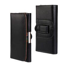 Etui Pochette POUCH Clip Ceinture Noir Belt Carry Case Accessoire Strong Holder