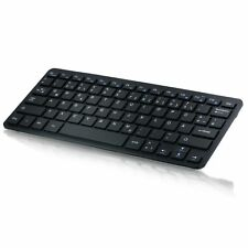 CSL Mini Wireless 2,4Ghz Tastatur / Keyboard | QWERTZ Layout | für PC & Mac