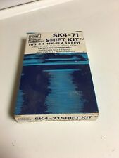 NOS 1970-1972-Ford-C4-Automatic-Transmission-Shift-Kit *(OURS IS STILL SEALED)