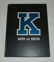 1990 Bishop Kearney high school yearbook Rochester NY