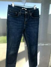 Levis Jeans for women 711 Skinny Size 30