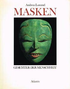 Lommel, Andreas - Masken