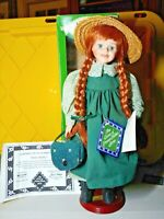 Anne of Green Gables Store A Canadian Classic Vintage Porcelain Doll LE w stand