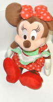 Hallmark Christmas Disney Minnie Mouse 13'' Cookie Time Plush Stuffed Animal