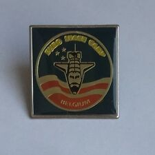 Euro Space Camp Belgium pin