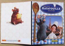 ALBUM FIGURINE PANINI - RATATOUILLE - Disney-Pixar, 2007 - VUOTO - DA EDICOLA*