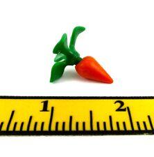 PLAYMOBIL~Vegetable~Carrot~Food~Grocery~Market~Store~City Life~Garden~Farm