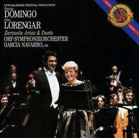 Zarzuela Arias & Duets - Plácido Domingo, Pilar Lorengar (CD, CBS 7464392102)