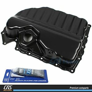 Oil Pan Lower for 09-15 Audi A3 TT VW Beetle CC GTI Jetta Passat 06J103600E⭐⭐⭐⭐⭐