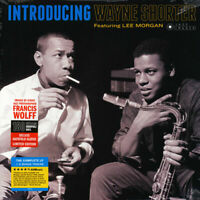 Shorter, Wayne-Introducing Wayne Shorter (Images Photographer Francis Wolff)