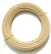 68 Foot 4 Strand Soga Charra Lasso Cowboy Lariat Ranch Rope  Chavinta Reata