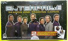 Star Trek Enterprise Season One Trading Card Factory Sealed Box 2002