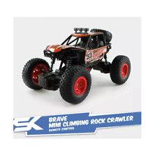 8211 Brave Climbing Remote Control Car with 3.6V/350mAh Rechargeable - Orange