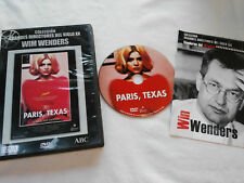 PARIS TEXAS DVD WIM WENDERS ESPAÑOL ENGLISH PELICULA DE CULTO!!!