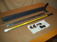 """Cam Lock Fence system for 10"""" Craftsman belt drive table saw"""