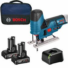 Bosch Akku-Stichsäge GST 12V-70 12 V / 2x 4,0 Ah Akku + Ladegerät im Softbag