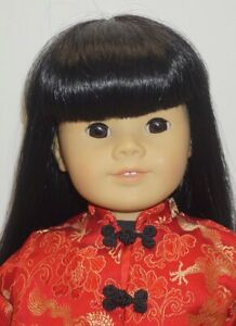 ASIAN Just Like You #4 AMERICAN GIRL DOLL w/CHINESE NEW YEAR OUTFIT