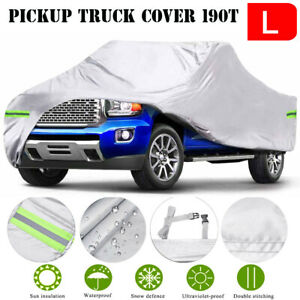5 Layer Waterproof Full Pickup Truck Car Cover For Dodge Ram 2500 All Size CCT