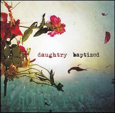 DAUGHTRY - BAPTIZED Deluxe CD w/BONUS Trax ~ CHRIS BAPTISED *NEW*