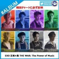 Exo - War: The Power Of Music (Korean Version) [New CD] Asia - Import
