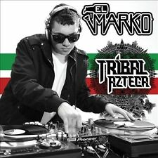 Tribal Azteca by El Marko (CD, 2012, La Luz Records) sealed, drill hole