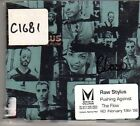 (CO600) Raw Stylus, Pushing Against the Flow - 1996 CD